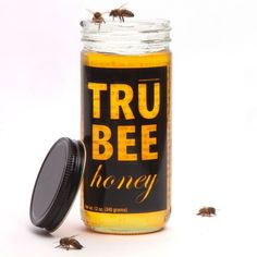 TruBee Honey: Raw Seasonal Honey, 12 oz. Glass Jar #MarthaStewartAmericanMade #Americanmadeebaysweeps