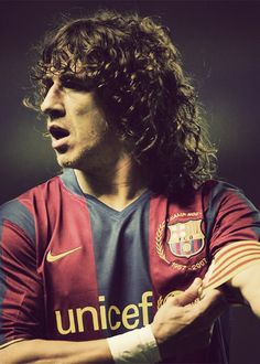 capita carles puyol, i will cry the day this man retires