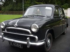 Morris Cowley Rare model, need space, must go (1956) (picture 1 of 6)