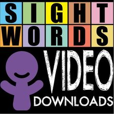 All About SIGHT WORDS