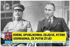 Putin lives