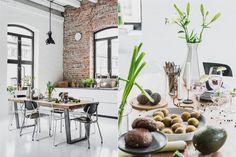(55) FINN – TØYEN: New York-inspirert designleilighet i Christiania Hesteskofabrikk. 70 kvm./260 kubikk stue - fantastisk romfølelse