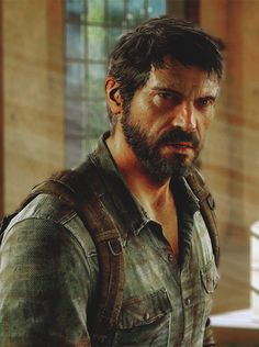 Image result for joel from the last of us