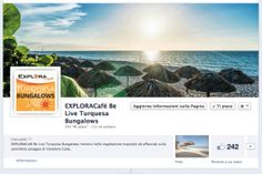 Nuova pagina Facebook Press Tours dell'EXPLORACafé Be Live Turquesa Bungalows a Varadero Cuba
