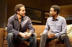 The Motherf**cker With The Hat on Broadway (Bobby Cannavale and Chris Rock)