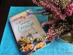 """Moje Małe Czarowanie: """"Smakując Grecję"""" wyprawy po greckim stole - Chris..."""