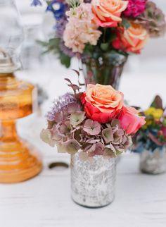wedding centerpiece idea; photo: MI AMORE FOTO