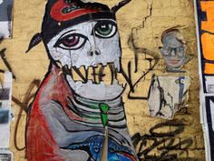 Street art Melbourne Collingwood