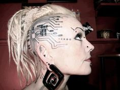 tattoo in head - Szukaj w Google