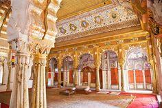 Mehrangarh Fort, Jodhpur, Rajasthan India Architecture, Blue City, Jodhpur, Forts, India Travel, Palaces, Castles, Beautiful Places, Nature