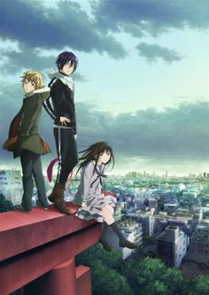 #Norgami is 1 of the best freind anime ever you guys if you haven't seen it watch it