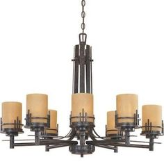 I have always loved the mission style foyer chandelier i have always loved the mission style foyer chandelier pinterest craftsman foyers and lights aloadofball Image collections