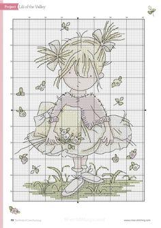 Gallery.ru / Фото #59 - The world of cross stitching 233 - tymannost