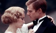 mia farrow robert redford in The Great Gatsby film notes and queries