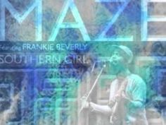 Maze ft Frankie Beverly I Want To Feel I'm Wanted - YouTube