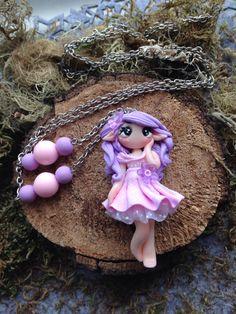 Elfe Fimo doll