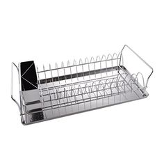 Best Kitchen Faucet | KES Stainless Steel Dish Drainer Drying Rack with Removable Tray 181 by 84 KDR201 *** You can get more details by clicking on the image. Note:It is Affiliate Link to Amazon.