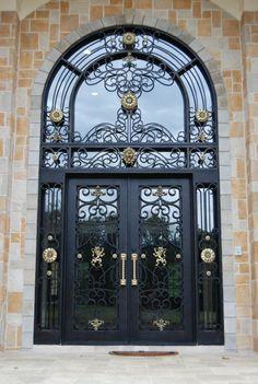 Zigo | Manhattan Iron Door Co. irondoors