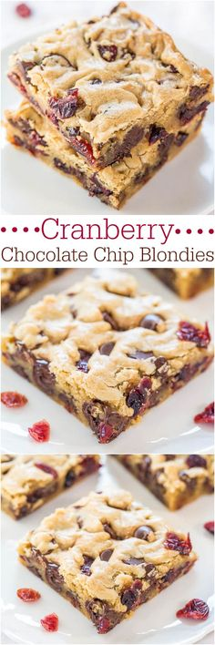 Cranberry Chocolate