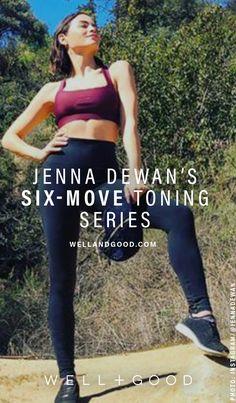 Jenna Dewan's Toning Series