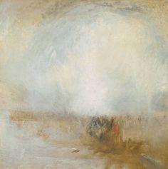 Joseph Mallord William Turner (1775‑1851), Venetian Scene, c.1840-5