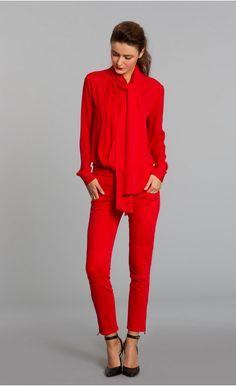Ja, die blouse wil ik!!!