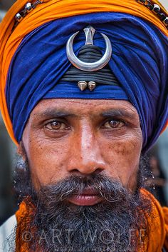 Portrait, Delhi, India