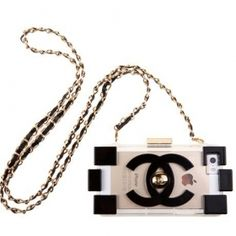 Chanel New Lego iPhone 4/4S Case