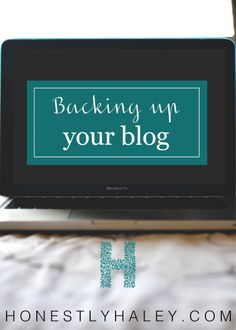 A Quick How-To on Wordpress or Blogger Platforms - Honestly Haley