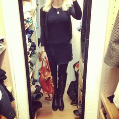 Here is Outfit and song of the day. No. 130 for you! :-)  #outfitdestages #ootd #outfit #fashion #mode #fashionblog