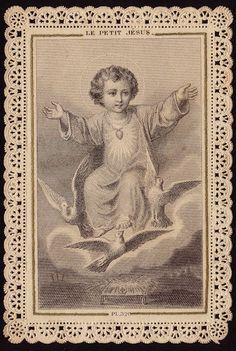 Kis Jézus tárt karokkal vár szerettel minden lélek menedéke ismer minket