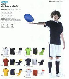 Equipaciones deportivas de rugby  para niños y adultos