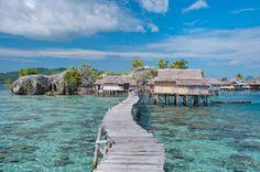 Wisata Surga Tersembunyi Di Indonesia