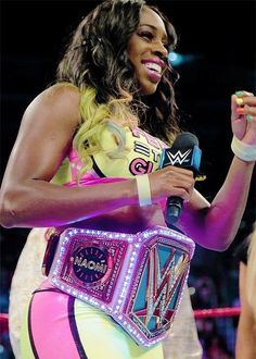 36 Best Naomi images | Wwe womens, Wwe divas, Wwe female wrestlers