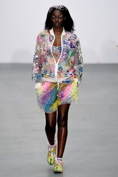 The Next Generation of Trend Forecasting Catty Noir, Fashion Art, Fashion Trends, Sheer Fabrics, Harpers Bazaar, Color Mixing, Ideias Fashion, Style Me, Ready To Wear