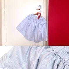 Skirt No. 02. Material from SINGERKA. Design by KARIMA