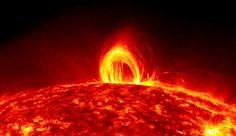 Solar Flare Produces Coronal Rain 2012-07-19 NASA Goddard Solar Dynamics Observatory https://www.youtube.com/watch?v=J1rs7CTlOP8 #SDO #SolarAstronomy