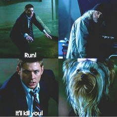 Supernatural Scene Season 4