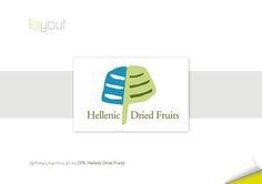 Σχεδιασµός λογοτύπου για τον OΠE (Hellenic Dried Fruits)
