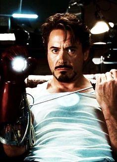 Tony Stark, Iron Man