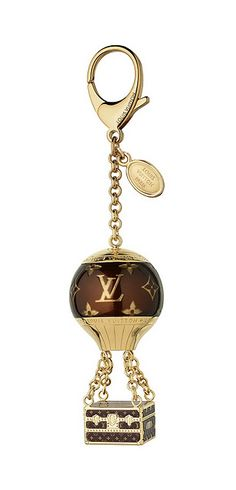 probably not as expensive, but I probably still couldn't afford it! So cute though! Louis Vuitton Montgolfière Bag Charm
