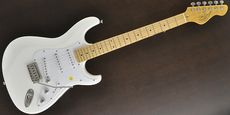 DEAN ZELINSKY / TAGLIARE LIMITED Vintage White Guitar Free Shipping! δ