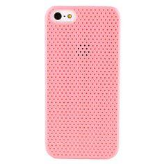 mesh caso difícil de design para iPhone 5/5s (cores sortidas) – BRL R$ 10,30