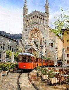 Sóller, Mallorca, España