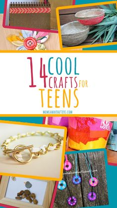 cool crafts for teens