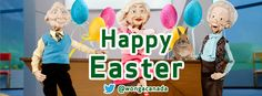 Happy Easter! Holidays And Events, Happy Easter, Fun Stuff, Dinosaur Stuffed Animal, Family Guy, Live, Reading, My Love, Words