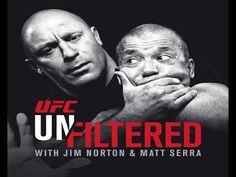 UFC Unfiltered with Jim Norton and Matt Serra UF124: Ricardo Almeida and MayMac Recap