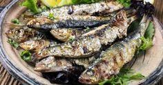 Recette de Sardines à la plancha. Facile et rapide à réaliser, goûteuse et diététique. Ingrédients, préparation et recettes associées.
