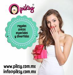 REGALOS PERSONALIZADOS Y DIVERTIDOS con tu caricatura www.piksy.com.mx