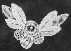 learn needle lace